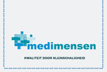 Medimensen | Werving, selectie & detachering voor de farmaciebranche Logo